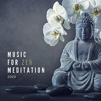 Music for Zen Meditation 2020