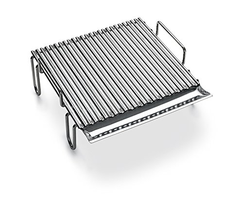 GLOBALINGROSS Grille Grille Inoxydable 80 x 35 cm: