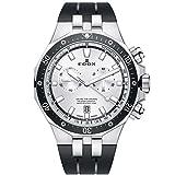 Edox Delfin The Original Reloj de Hombre Cuarzo Suizo 43mm 10109 3CA AIN