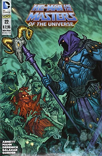 He-Man and the masters of the universe: 22