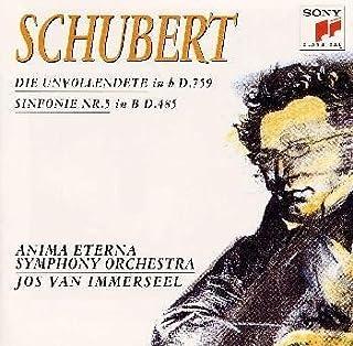 シューベルト : 交響曲第7 (8)番「未完成」&交響曲第5番