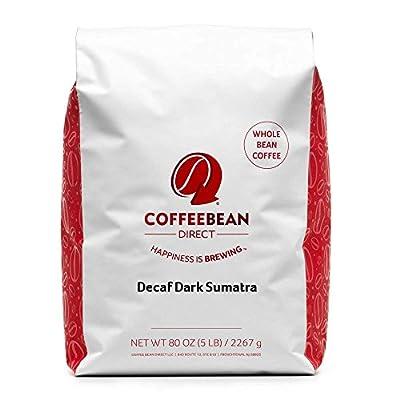 Coffee Bean Direct Dark Coffee, 5 Pound