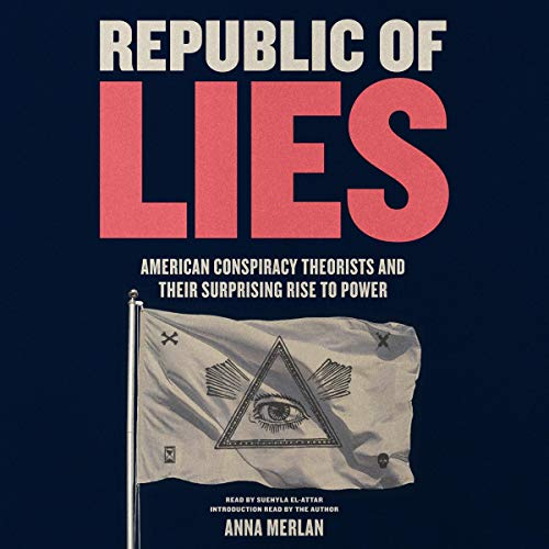 Republic of Lies audiobook cover art