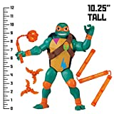 Rise of the Teenage Mutant Ninja Turtles Michelangelo Giant...