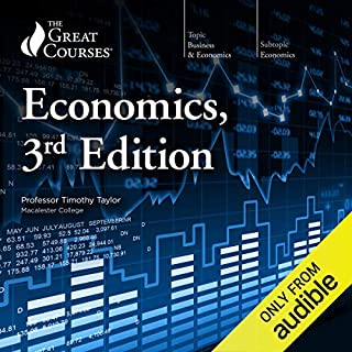 Economics, 3rd Edition                   Auteur(s):                                                                                                                                 Timothy Taylor,                                                                                        The Great Courses                               Narrateur(s):                                                                                                                                 Timothy Taylor                      Durée: 18 h et 36 min     20 évaluations     Au global 4,7
