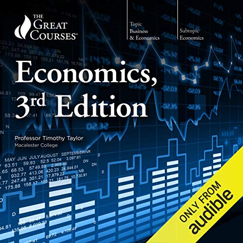 Couverture de Economics, 3rd Edition