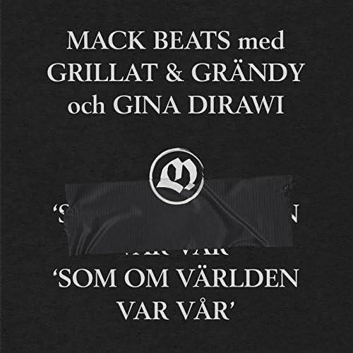 Mack Beats feat. Grillat & Grändy & Gina Dirawi