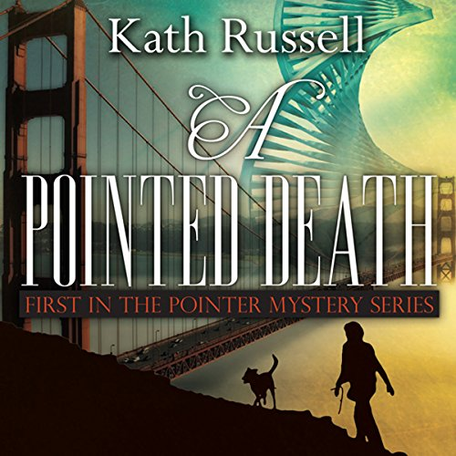 A Pointed Death audiobook cover art