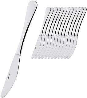 Esmeyer 208-051 Cuchillo de Mesa Celine, 13/0 Pulido, Juego de 12