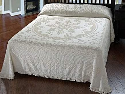 Maine Heritage New England Tradition Bedspread - King - White
