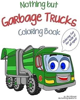 Best garbage truck coloring Reviews