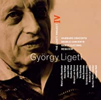 The Ligeti Project IV: Hamburg Concerto (Horn Concerto) / Double Concerto / Ramifications / Requiem (2010-11-24)
