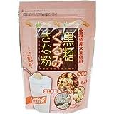 デルタ 黒糖くるみきな粉(220g)