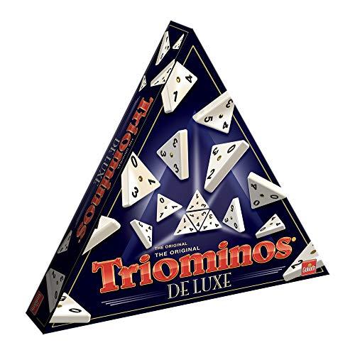 Goliath 60650 - Triominos De Luxe - Domin Triangular