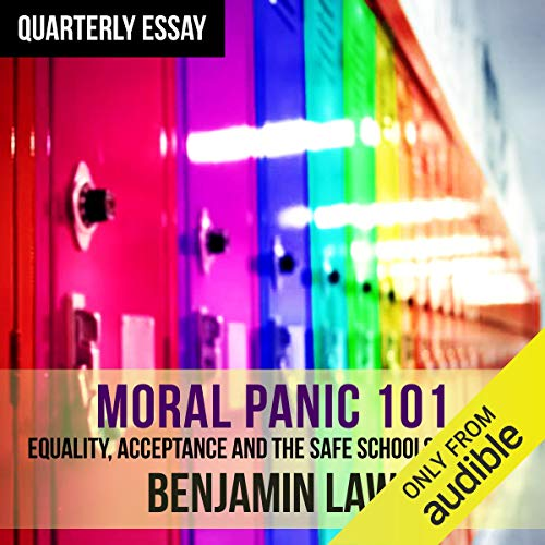 Quarterly Essay 67: Moral Panic 101 cover art