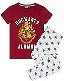 HARRY POTTER Hogwarts Alumni Mujer/Damas Pijamas S-XL