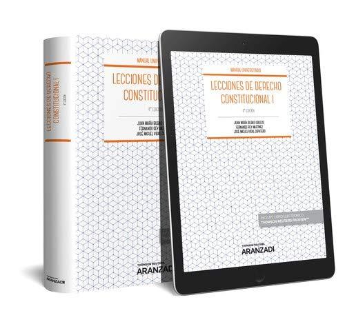 Lecciones de Derecho Constitucional I (Papel + e-book) (Manuales)