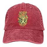 NOT Sturgill Simpson Adjustable Unisex Hat Baseball Caps Red