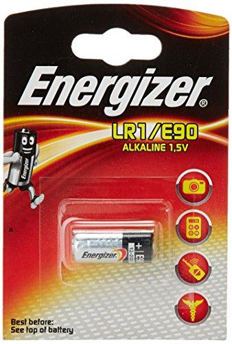 Energizer Knopfzellen/608306 E90 / LR1 / Lady / 4001