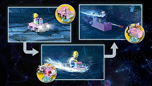 LEGO Dimensions – Level Pack – Simpsons - 3