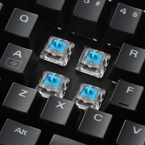 Sharkoon Skiller MECH SGK3 RGB Teclado mecánico 2-Block White Led, Ka