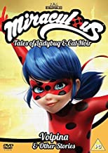 Miraculous: Tales of Ladybug and Cat Noir - Volpina & Other Stories Vol 4 OFFICIAL UK RELEASE
