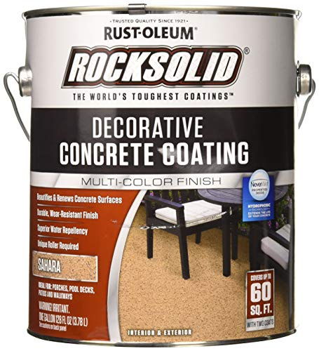 RUST-OLEUM 306265 306265 Gallon Sahara Concrete Coating