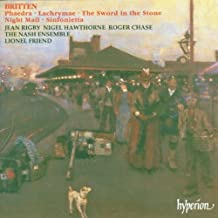 Britten: Phaedra / Lachrymae / Sword in the Stone