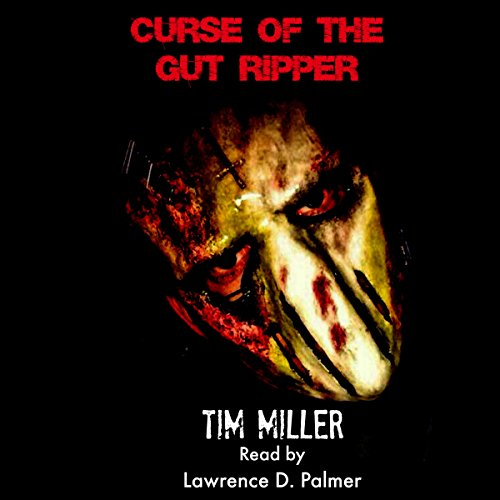 Curse of the Gut Ripper audiobook cover art