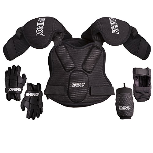 Champion Sports Rhino Lacrosse Set