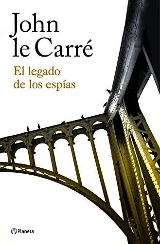 El legado de los espías (Volumen independiente)