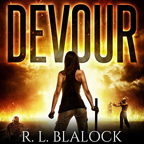 Devour cover art