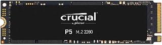 Crucial クルーシャル P5シリーズ 500GB 3D NAND NVMe PCIe M.2 SSD CT500P5SSD8【5年保証】 [並行輸入品]