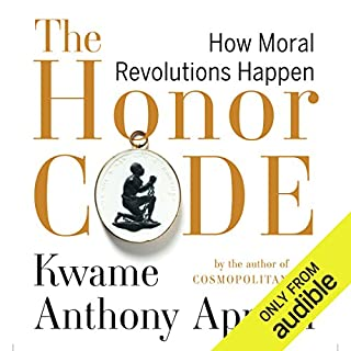 The Honor Code audiobook cover art