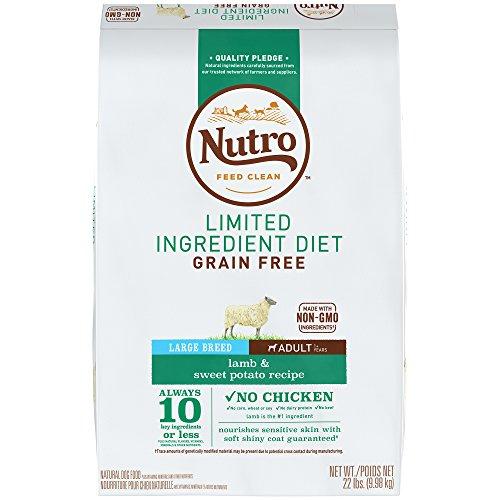 NUTRO Limited Ingredient Diet Adult Grain Free Dry Dog Food