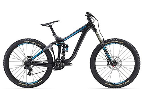 Giant Glory Advanced 0 27, 5 Zoll Mountainbike Schwarz/Blau (2016)