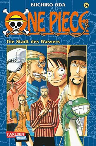One Piece 34. Die Stadt des Wassers