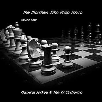 The Marches: John Philip Sousa, Vol. 4