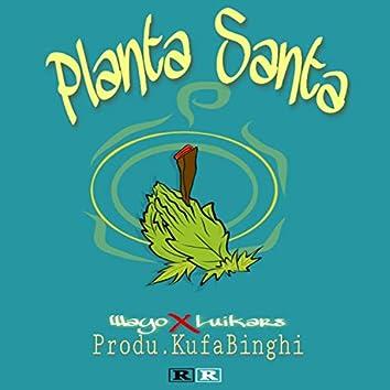 Planta Santa (feat. Wayo & Luikars)