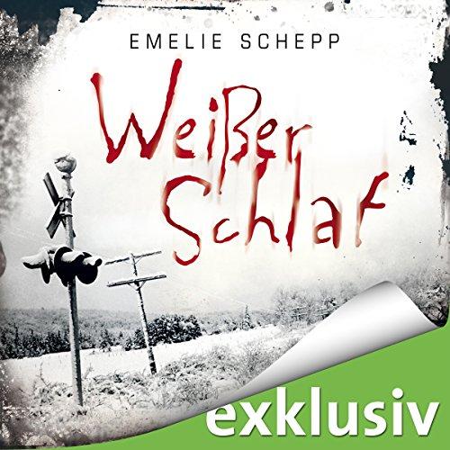 Weißer Schlaf (Jana Berzelius 2) audiobook cover art