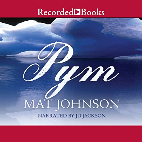Pym audiobook cover art