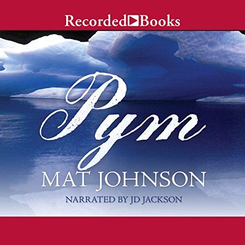 Pym audiobook cover art