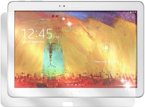 dipos I 2X Schutzfolie klar kompatibel mit Samsung Galaxy Note 10.1 (2014 Edition) Folie Displayschutzfolie