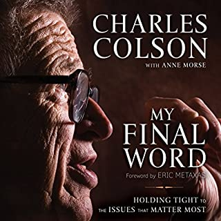 My Final Word audiobook cover art