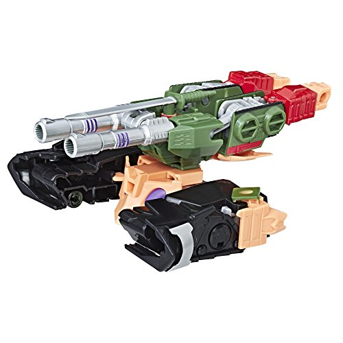 Transformers Robots in Disguise Combiner Force Warriors Class Decepticon Bludgeon