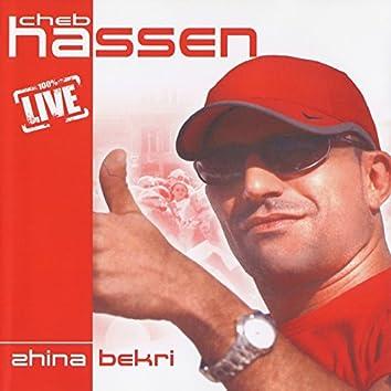 Zhina Bekri: 100% Live