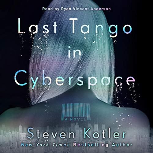 Last Tango in Cyberspace  By  cover art