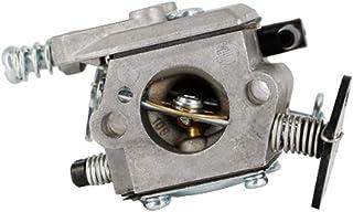 Carburador de motocicleta For 3800 38cc 4100 41CC motosierra CARB de piezas de sierra de cadena tipo WALBRO carburador for las sierras de cadena del motor Piezas de carbohidratos Reemplazar Para coche