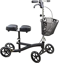 The Best Heavy Duty knee Walker For Overweight People