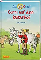 Conni auf dem Reiterhof (farbig illustriert)